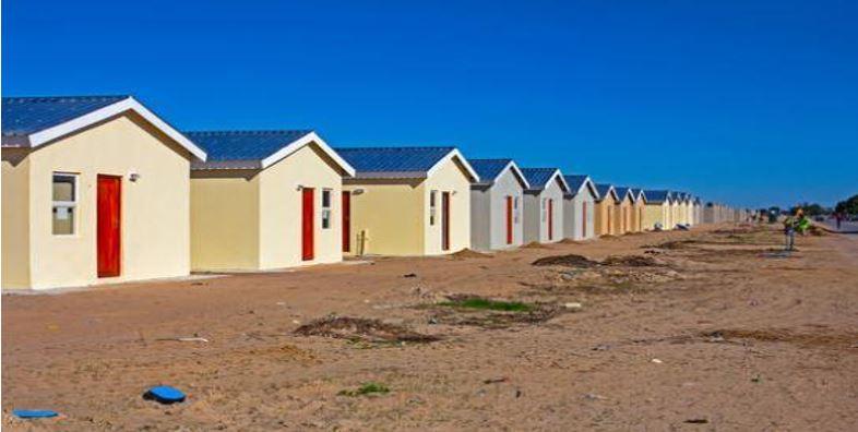 Logements en Afrique