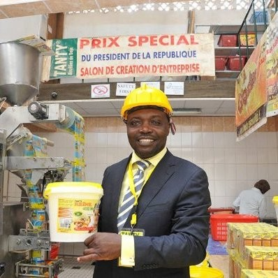 You are currently viewing Thierry Nyamen : l'industriel camerounais qui veut concurrencer Nestlé