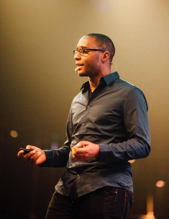 Olivier Madiba, entrepreneur camerounais
